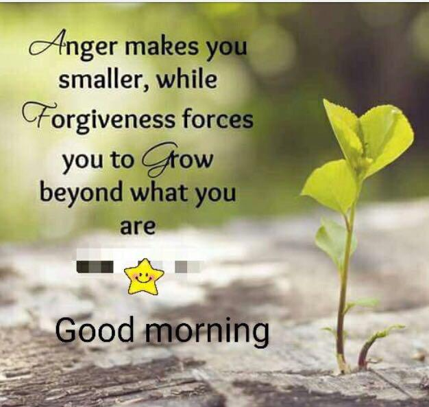 Begin new year with forgiveness