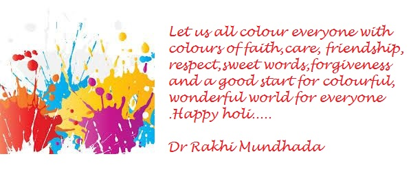 Colours of life!
